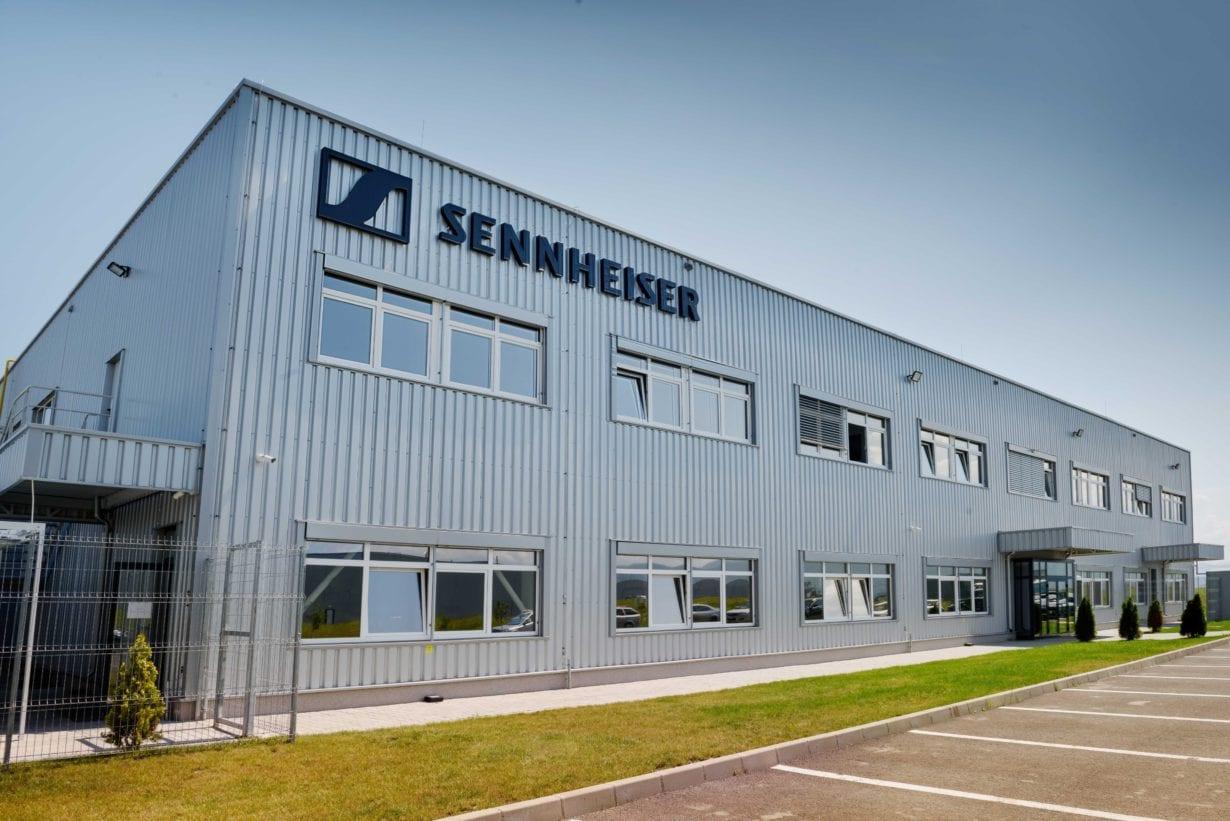 Seiheiser deschide oficial fabrica din Brașov