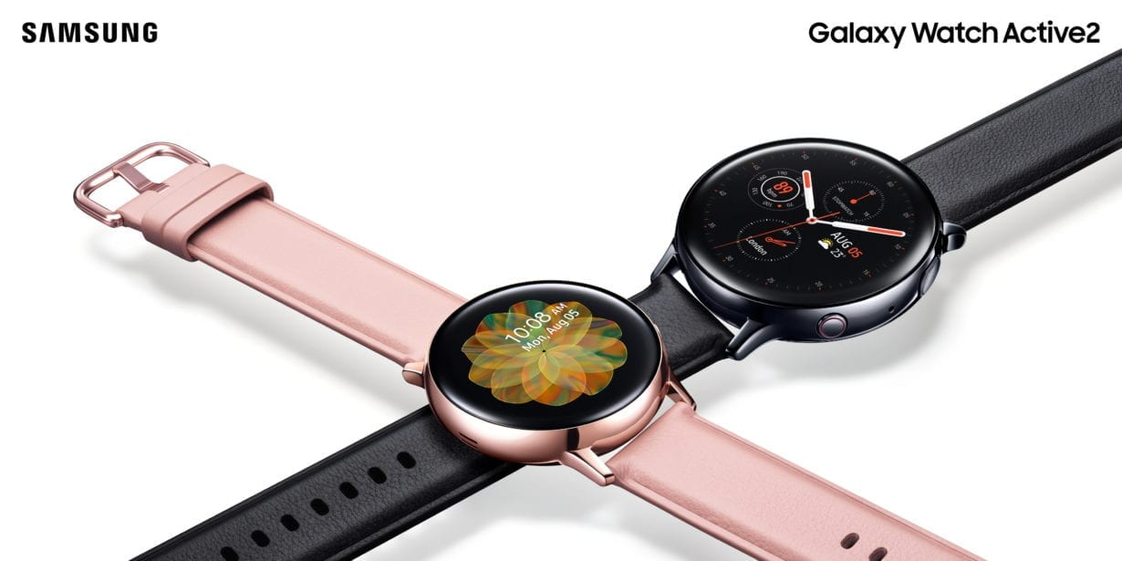 Galaxy Watch Active2 a fost lansat oficial, vezi prezentarea video