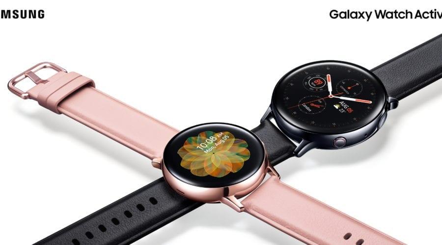 Galaxy Watch Active2 a fost lansat oficial, vezi prezentarea video