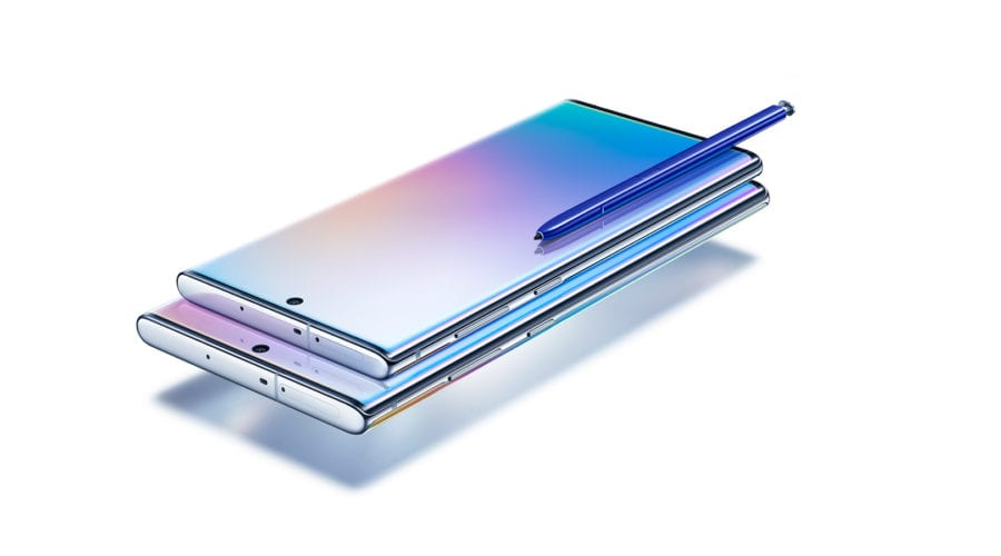 Samsung Galaxy Note10 și Note10+ au fost lansate oficial, vezi video
