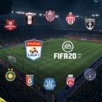 Liga I de fotbal va fi inclusă în EA SPORTS FIFA 20