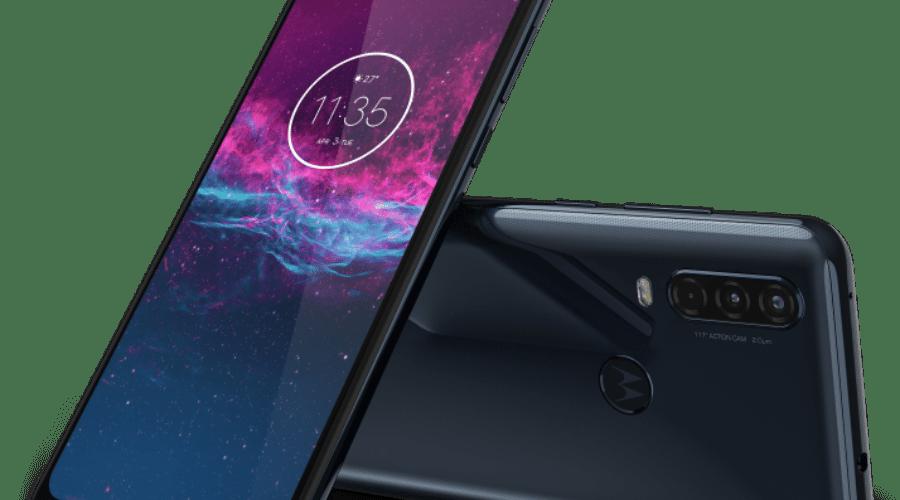 Motorola one action disponibil la cumpărare, vezi prețul