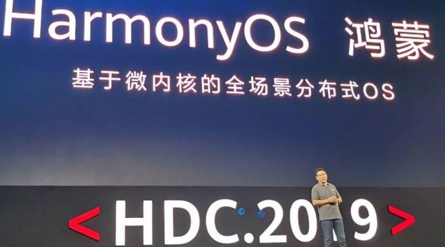 Huawei a prezentat noul sistem de operare Harmony OS