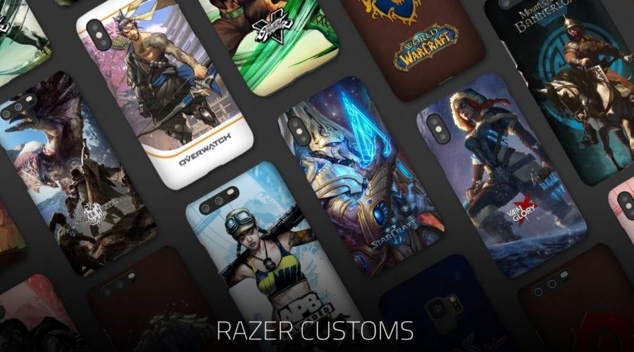 Razer Customs, un serviciu pentru cei ce doresc o carcasă ultra personalizată de smartphone