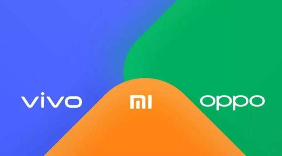 Xiaomi, Oppo și Vivo au pus bazele unei alianțe pentru transferul de fișiere