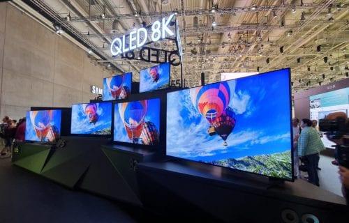 IFA 2019: Samsung pune accent pe design-ul interior. Lansează frigiderele modulare Bespoke și aduce un nou TV QLED 8K