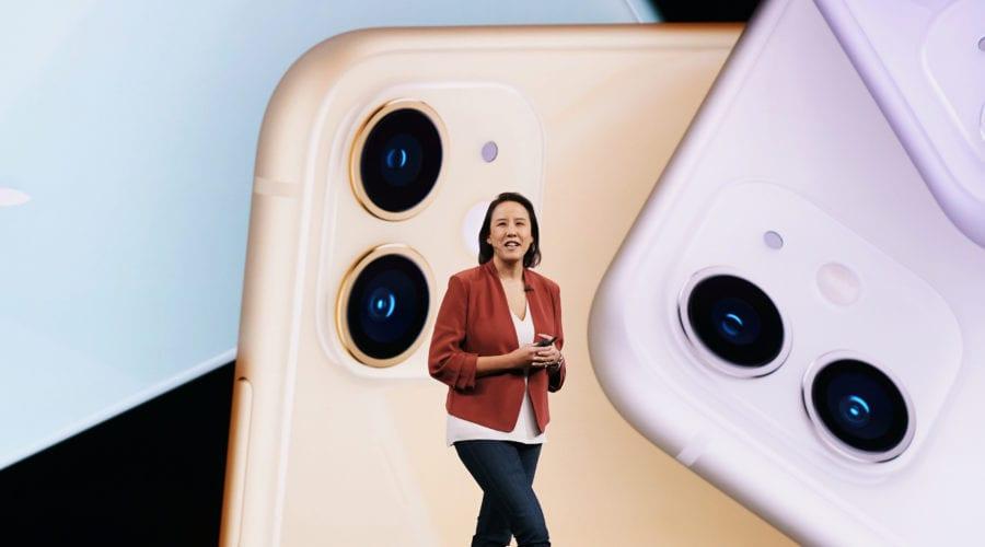 iPhone 11 în prezentare video, nu este echipat 5G