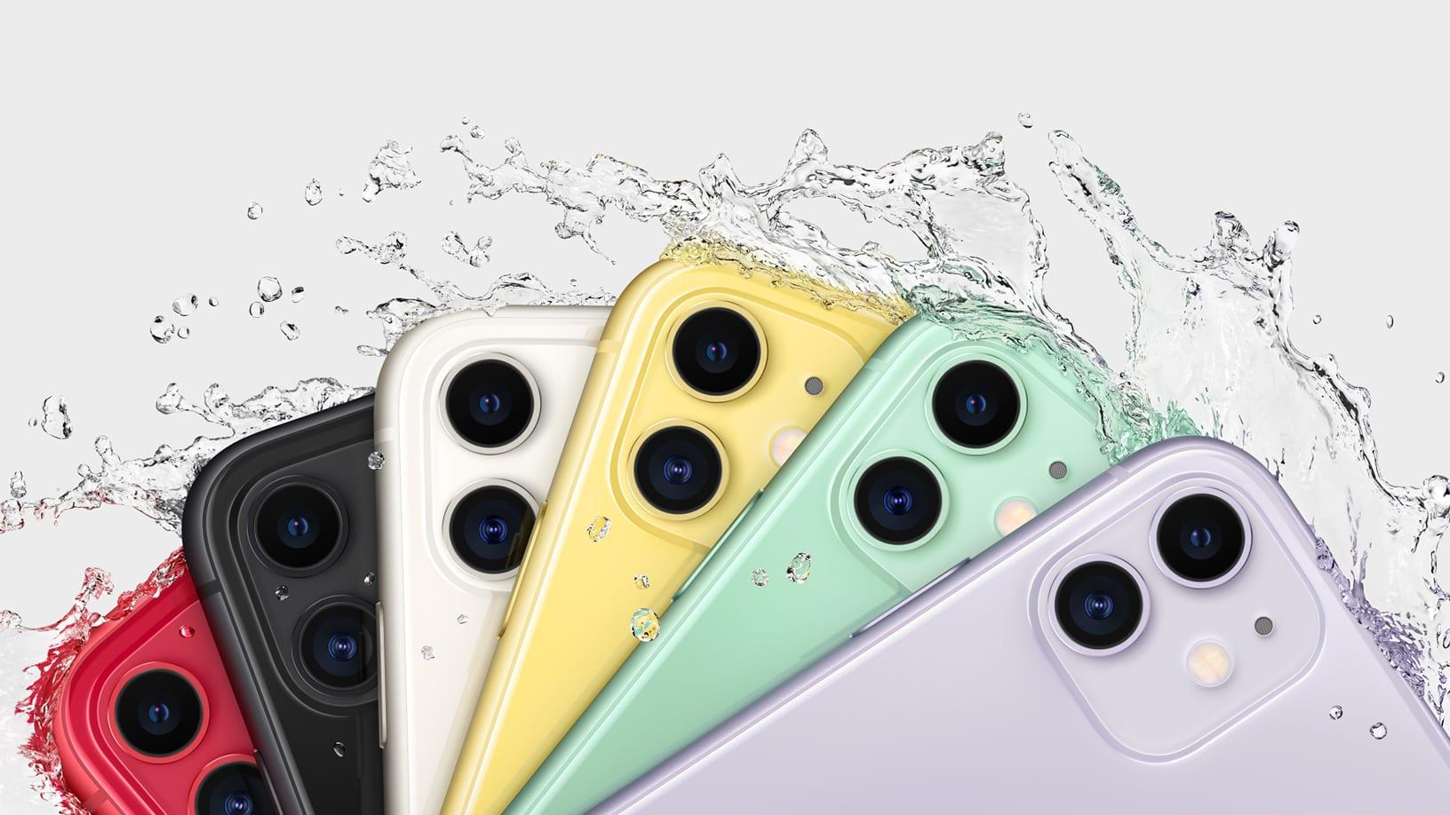 Un iPhone 11 a fost găsit în stare funcțională după 6 luni pe fundul unui lac