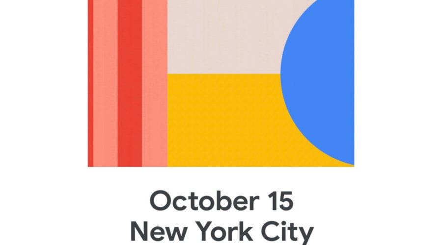 Pixel 4 și Pixel 4XL vin la jumătatea lunii octombrie