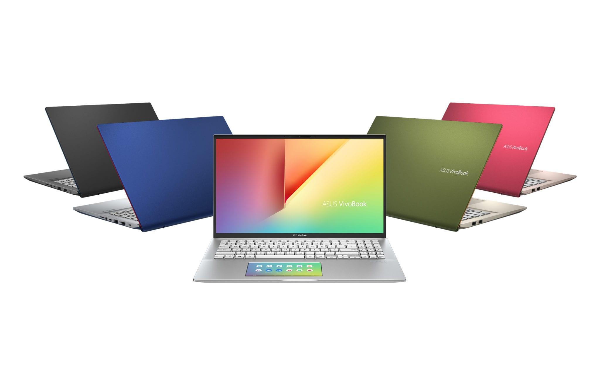 Laptopurile ASUS VivoBook 15 și S15 sunt disponibile și la noi, vezi prețul