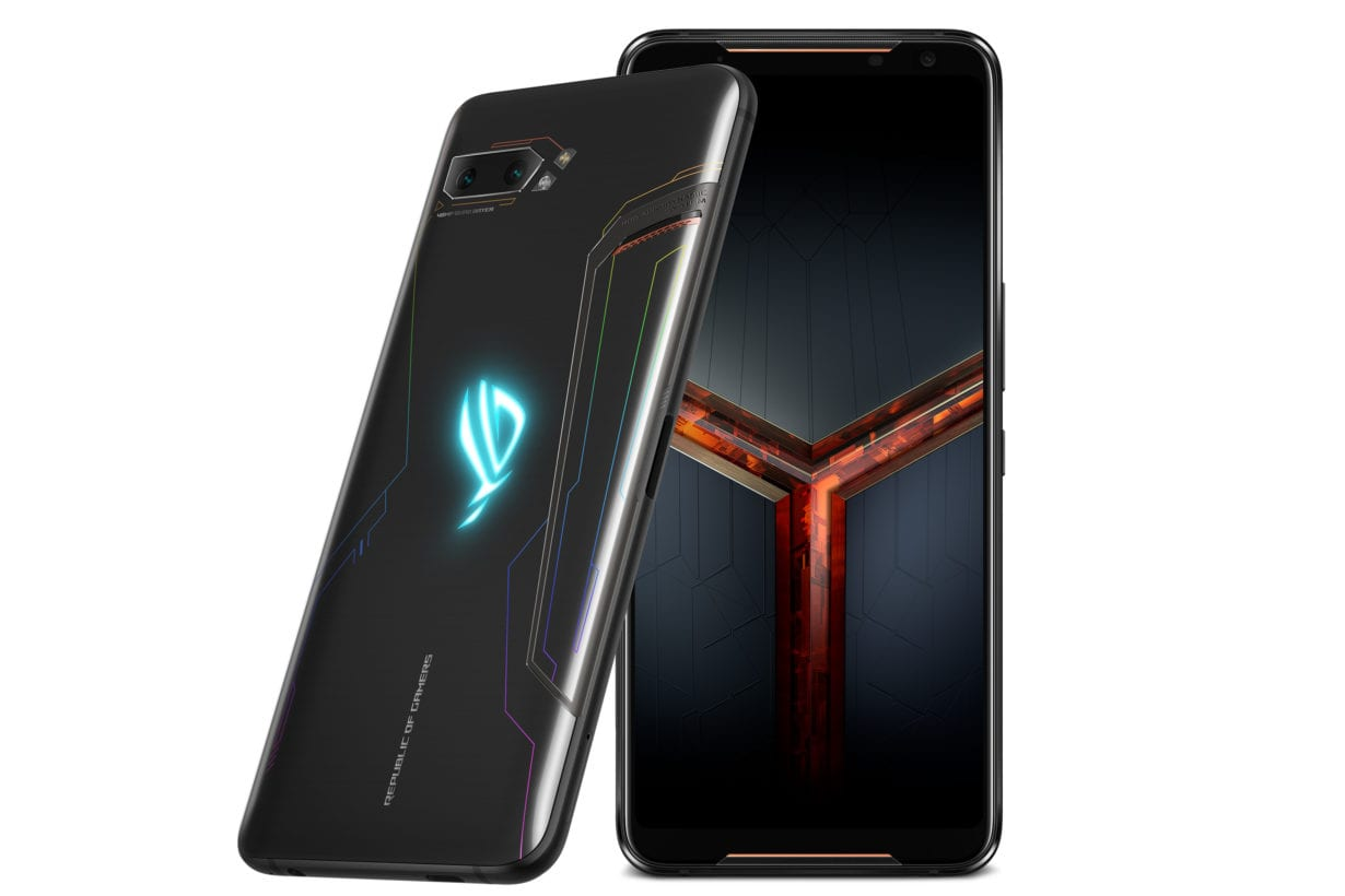 ASUS ROG PHONE II este disponibil și la noi, costă 4.500 de lei
