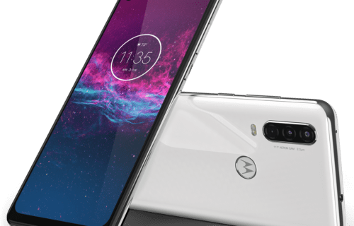 Motorola One Action în test practic