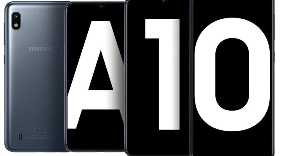 Samsung Galaxy A10: un smartphone de buget, cu ecran de 6,2 inchi și baterie de 3400 mAh