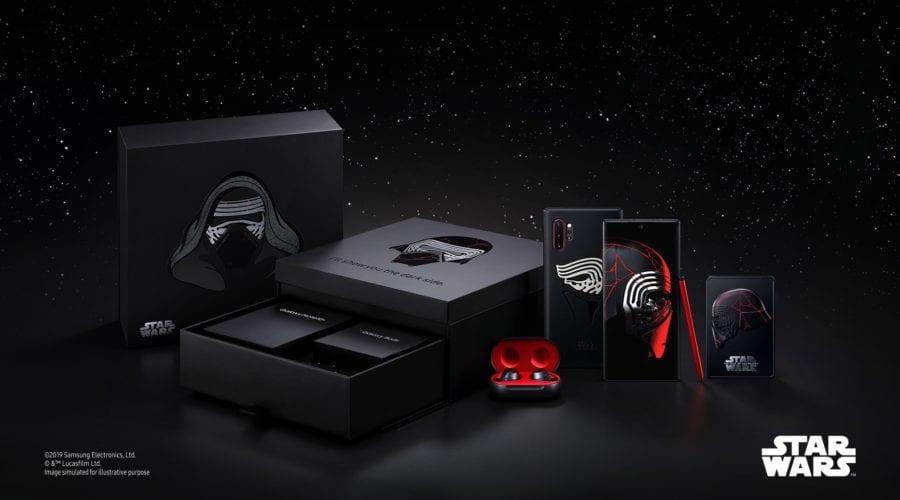 Galaxia Samsung pătrunde în universul Star Wars, vezi propunerea făcută pentru cei care luptă alături de forța răului