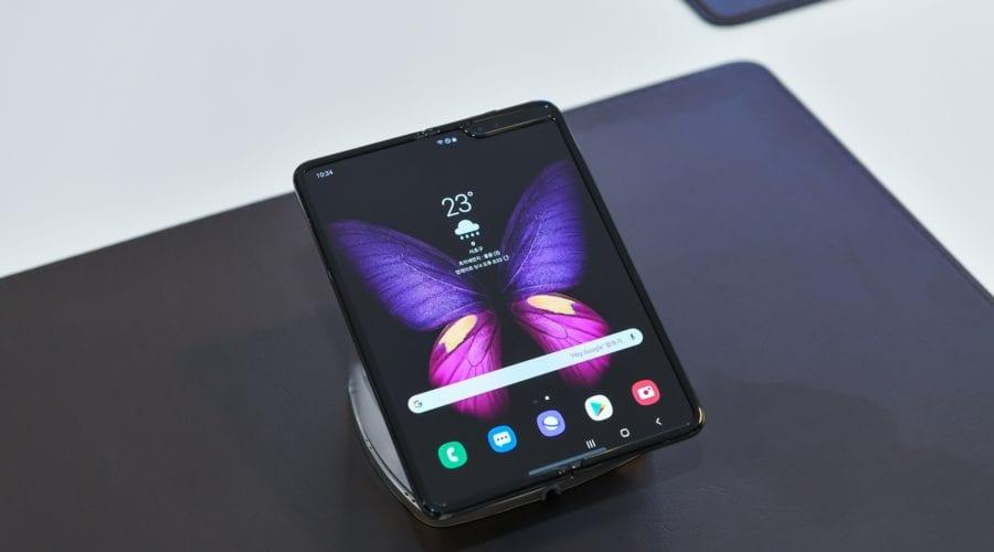 Samsung Galaxy Fold a fost pus în vânzare și la noi, îți spunem prețul