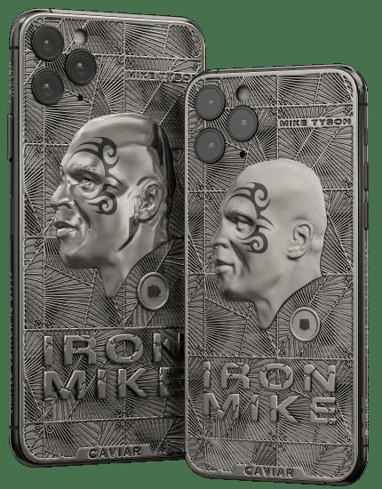 Ce versiune de iPhone 11 Pro ți s-ar potrivi mai bine: Mike Tyson sau Marilyn Monroe?
