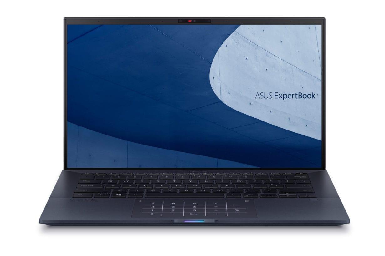 CES 2020: ASUS anunță ExpertBook B9 (B9450), un laptop business