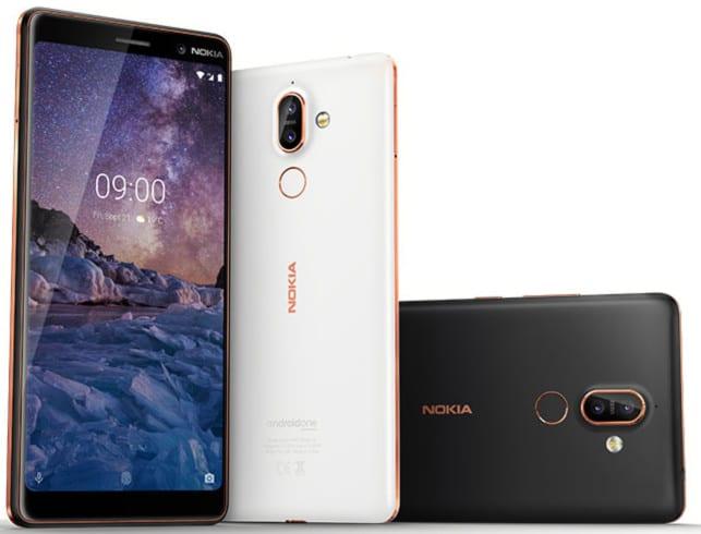 Nokia 7 Plus și Nokia 6.1 au primit actualizarea Android 10
