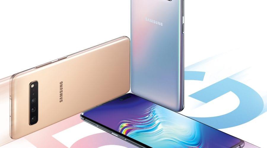Samsung Galaxy S10 5G, în test de laborator