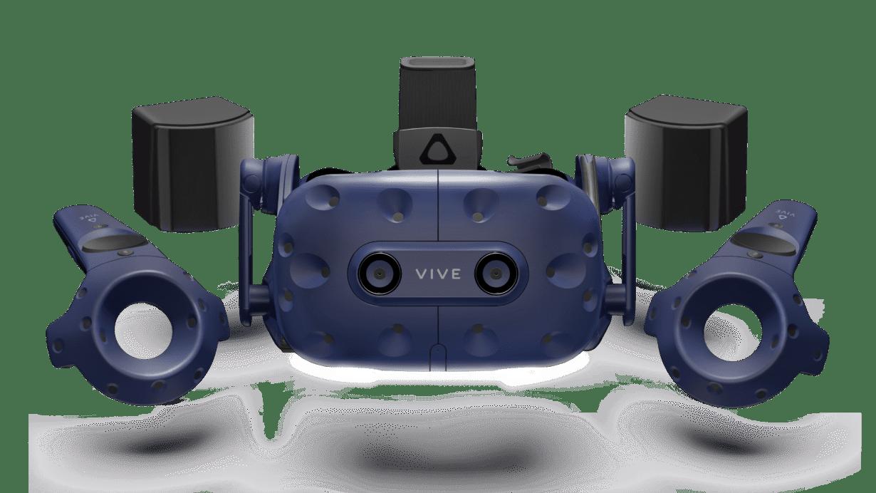 HTC Vive Pro are preț redus, costă  1.199 euro