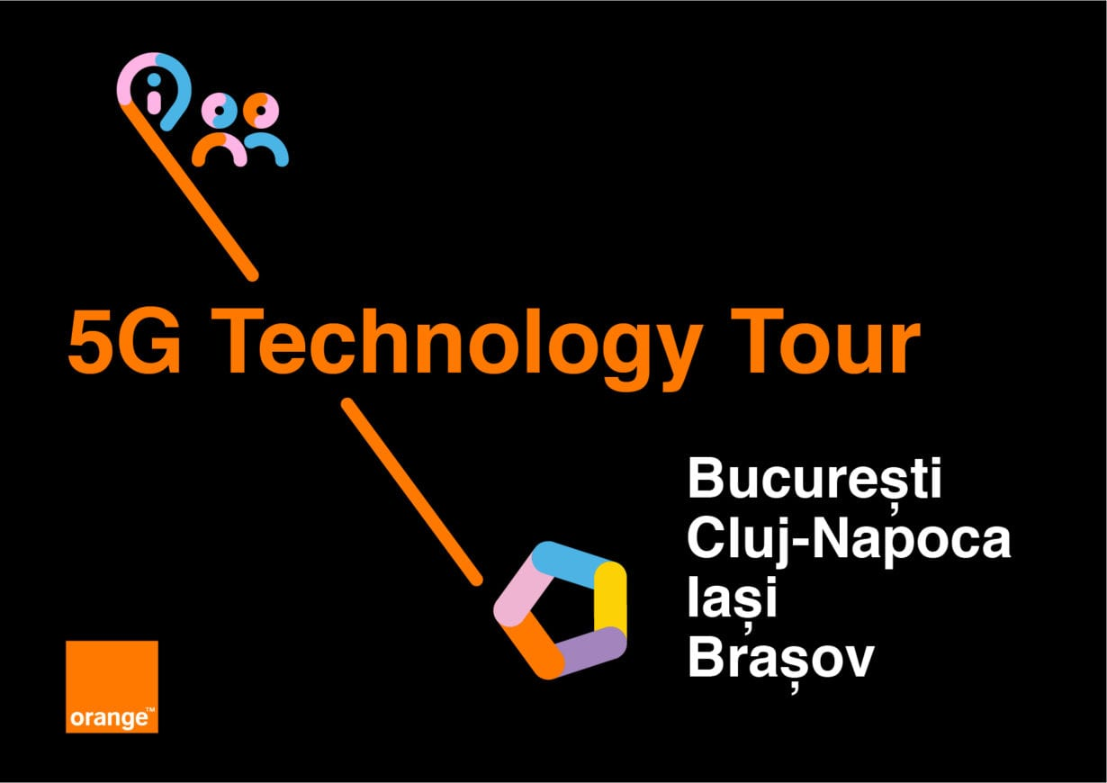 Orange anunță 5G Technology Tour