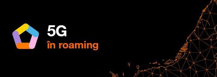 Orange oferă roaming 5G, pentru început în Emiratele Arabe Unite