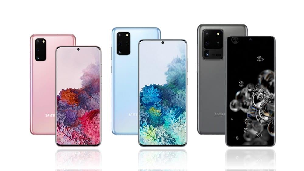 Galaxy S20, S20+ și S20 Ultra, în precomandă la Telekom