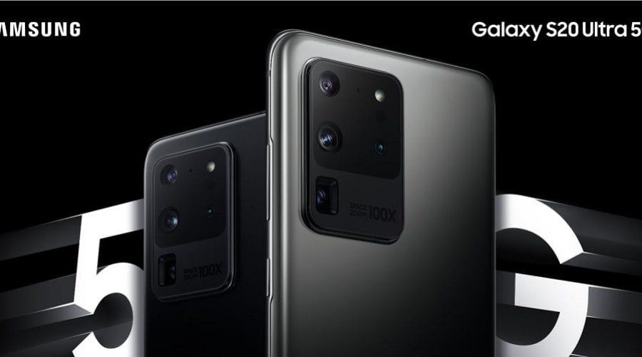Samsung a prezentat noua familie Galaxy S20