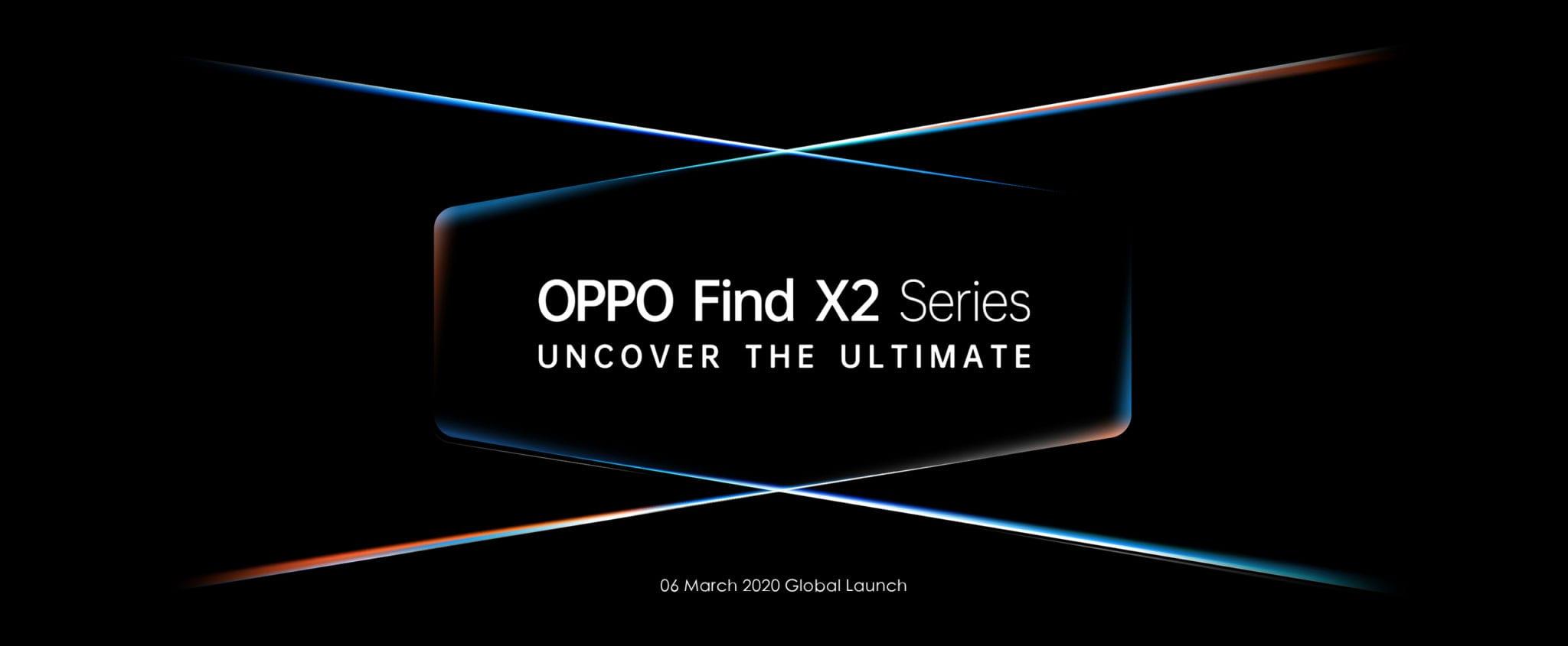 OPPO pregătește lansarea seriei Find X2