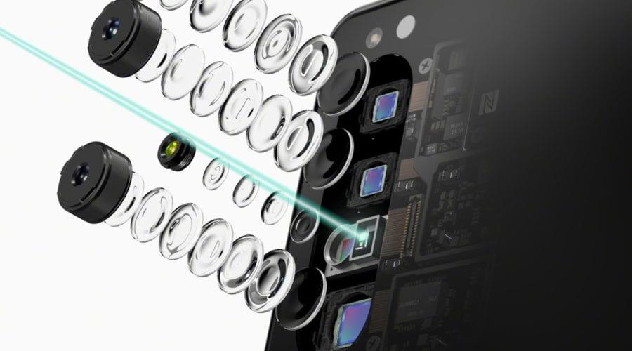 Sony Xperia 1 II, tare la fotografie