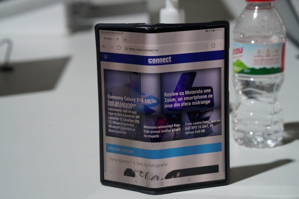 Huawei: Mate X2 se va lansa la sfârșitul lunii februarie