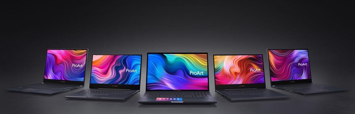 Notebook-urile ASUS ProArt StudioBook, disponibile și la noi