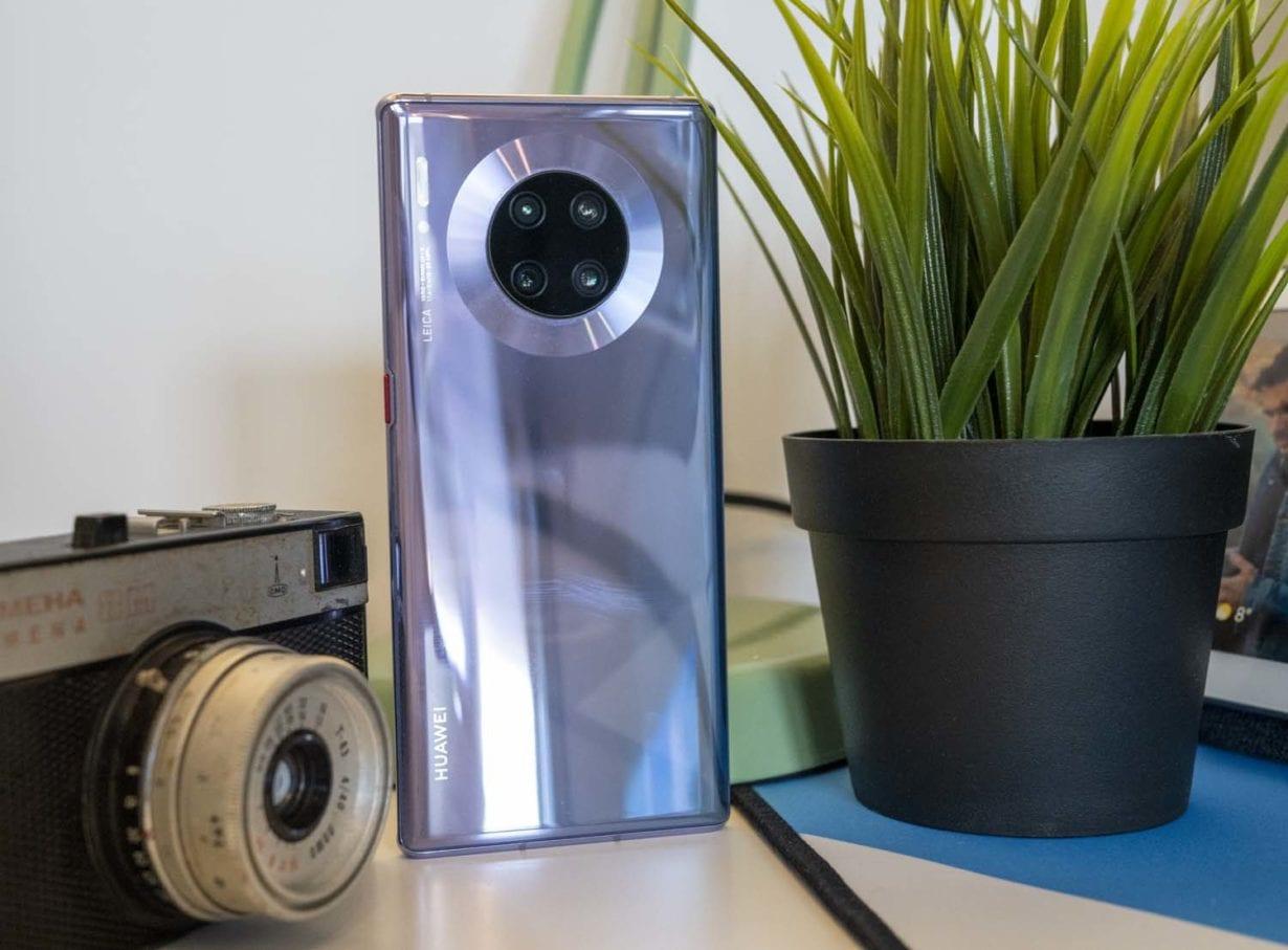 Camera test: Cu Huawei Mate 30 Pro la pas prin Barcelona