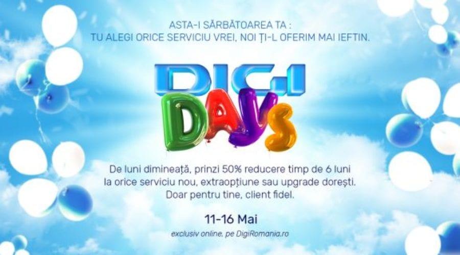 Digi Days a început