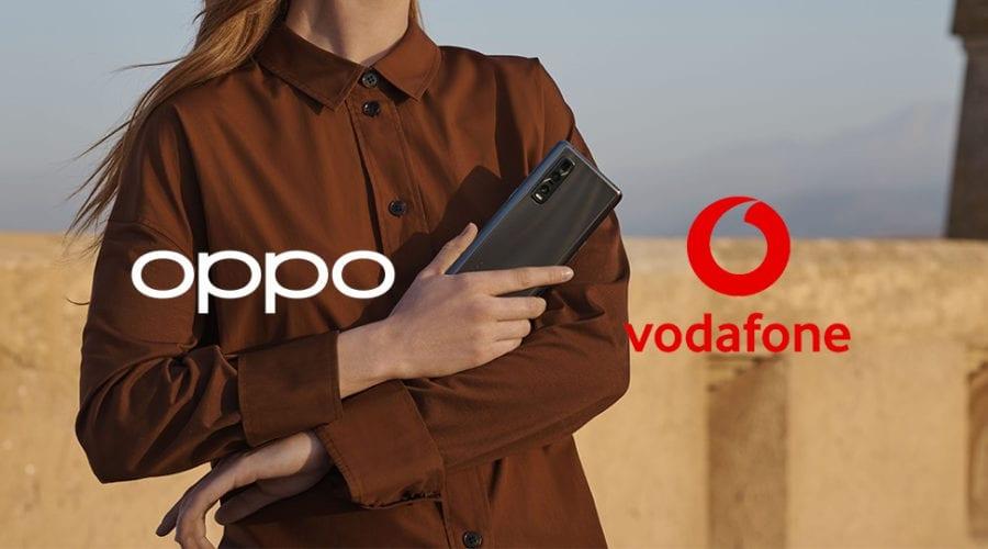 Produsele OPPO, disponibile la Vodafone