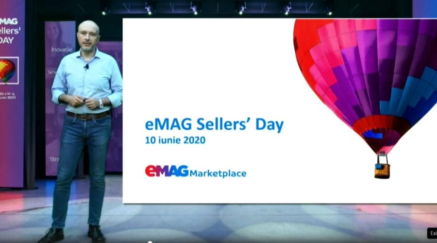 eMAG Marketplace țintește 40.000 de selleri