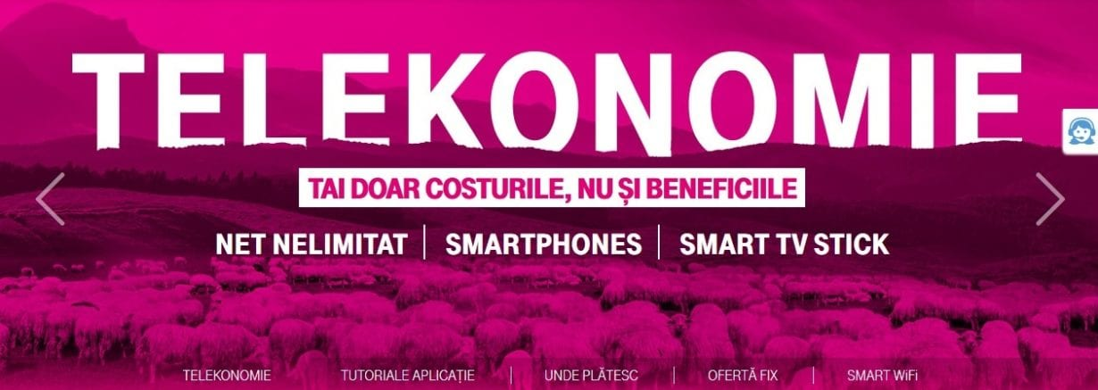 Telekom a lansat platforma Telekonomie