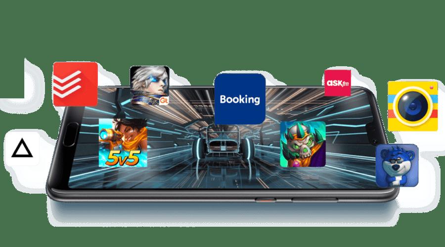 Petal Maps și Petal Search: Huawei lansează noi aplicații pentru AppGalery