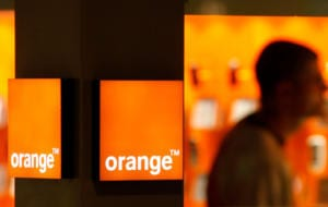 Orange anunță o cifră de afaceri în scădere