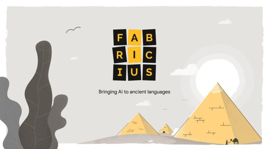 Google introduce Fabricius, un instrument de descifrare a hieroglifelor
