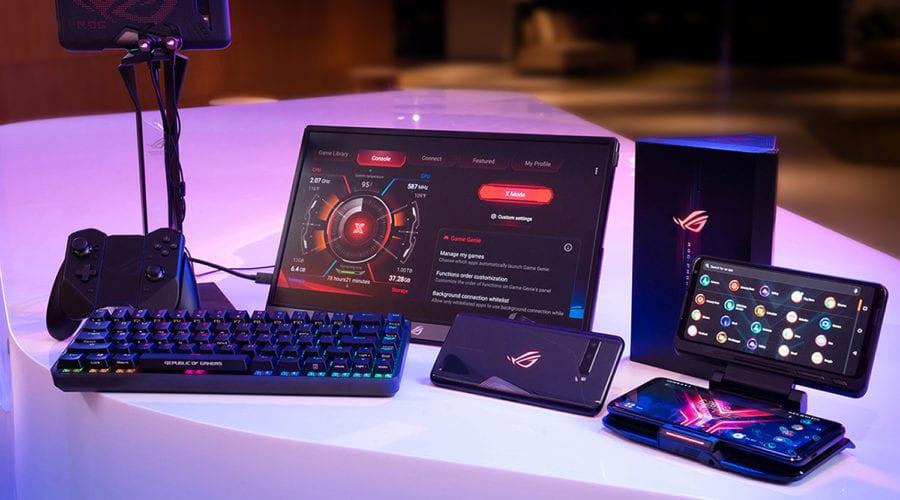 ASUS ROG a lansat noi periferice de gaming mobil