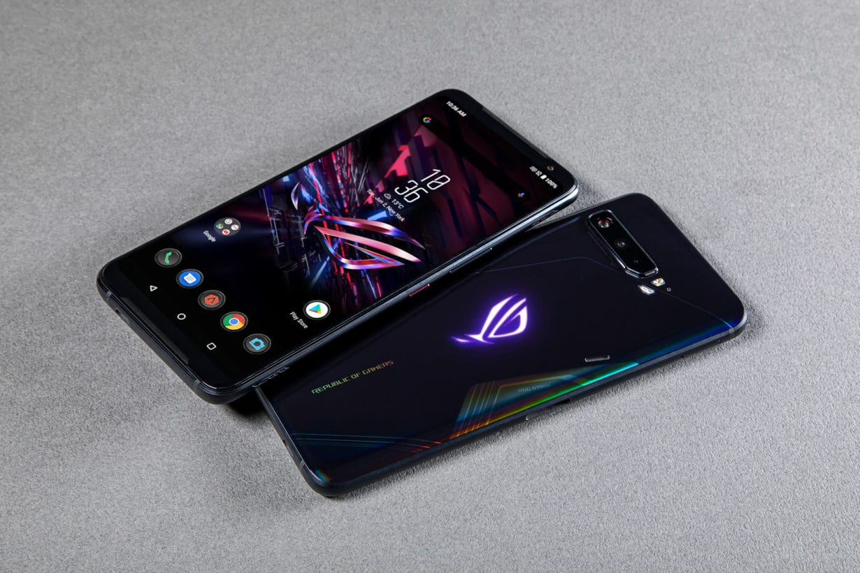 ASUS a anunțat noile modele ROG Phone 3