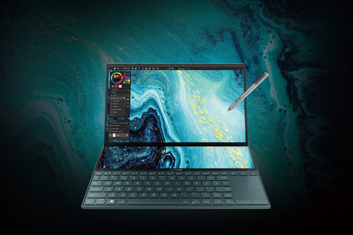 ZenBook Duo (UX481), disponibil și la noi