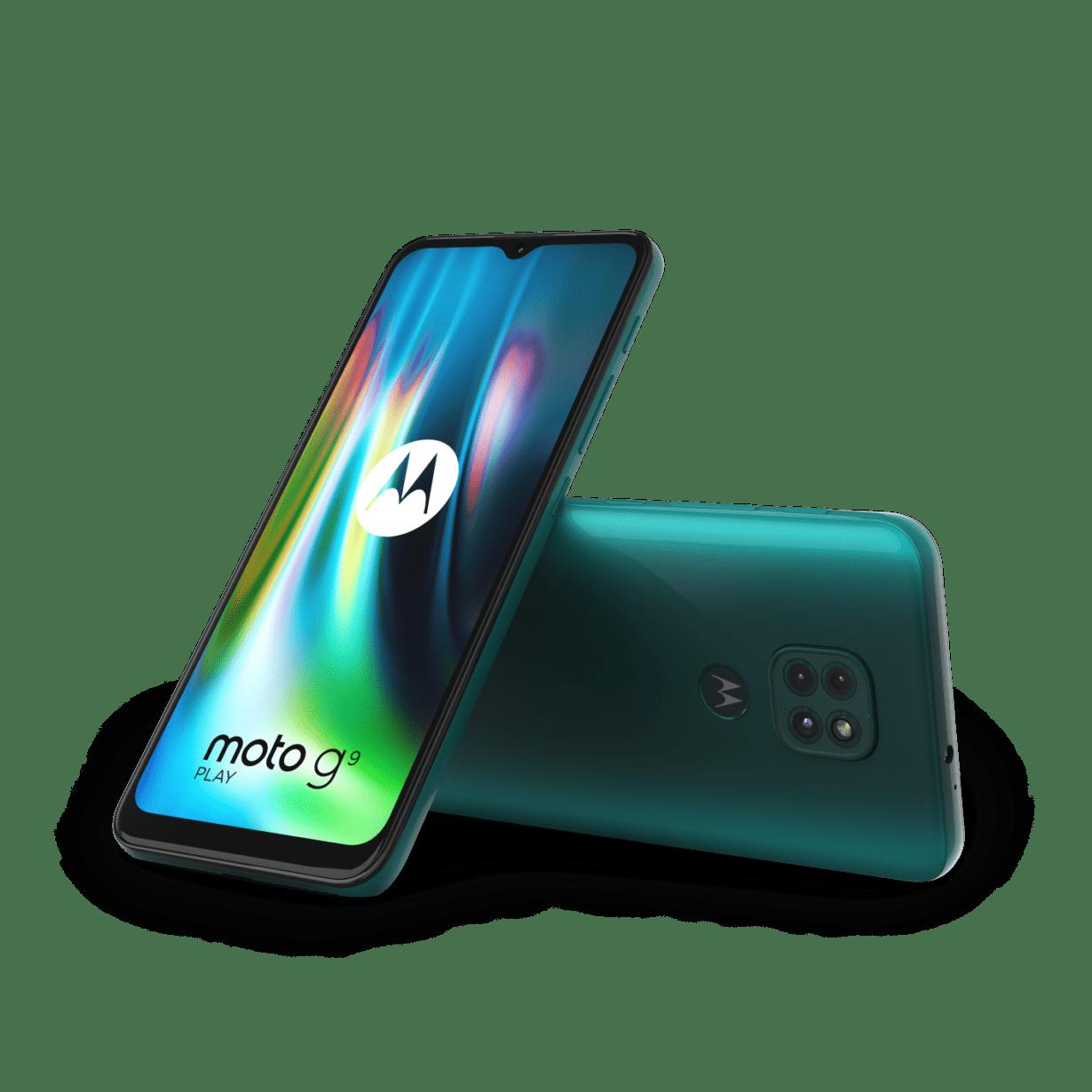 Motorola a lansat comercial noul Moto G9 Play