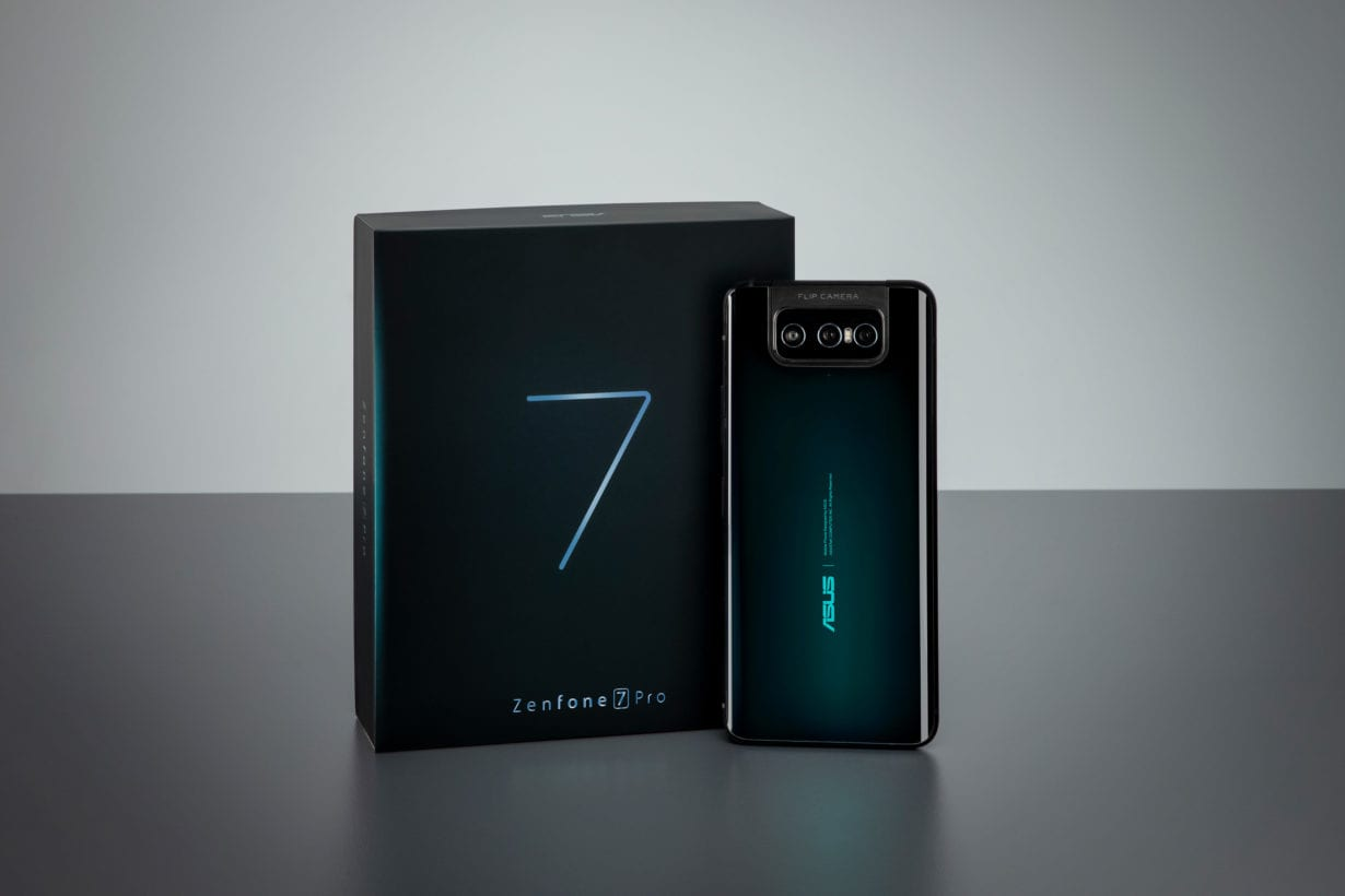 ASUS anunță seria ZenFone 7