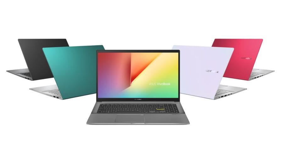 VivoBook S14 (M433) și S15 (M533), au intrat pe piață
