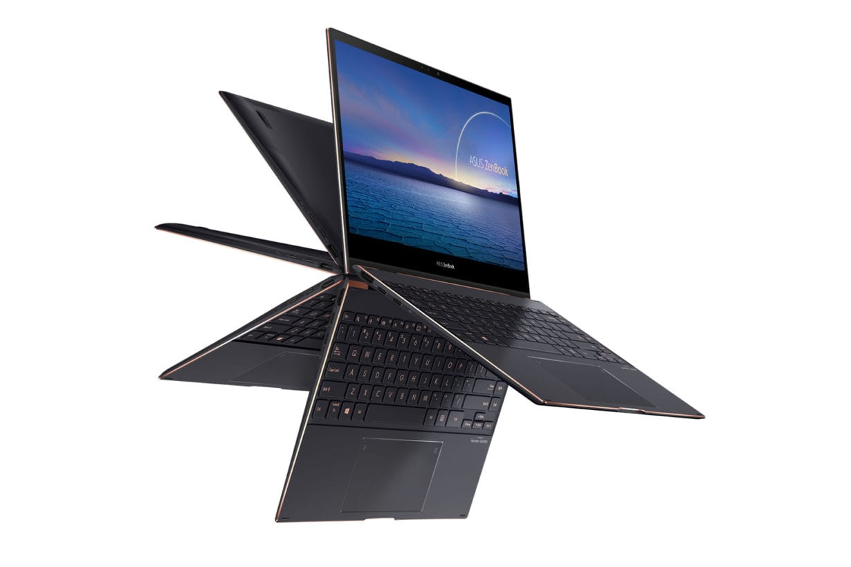 ASUS introduce ZenBook Flip S (UX371)