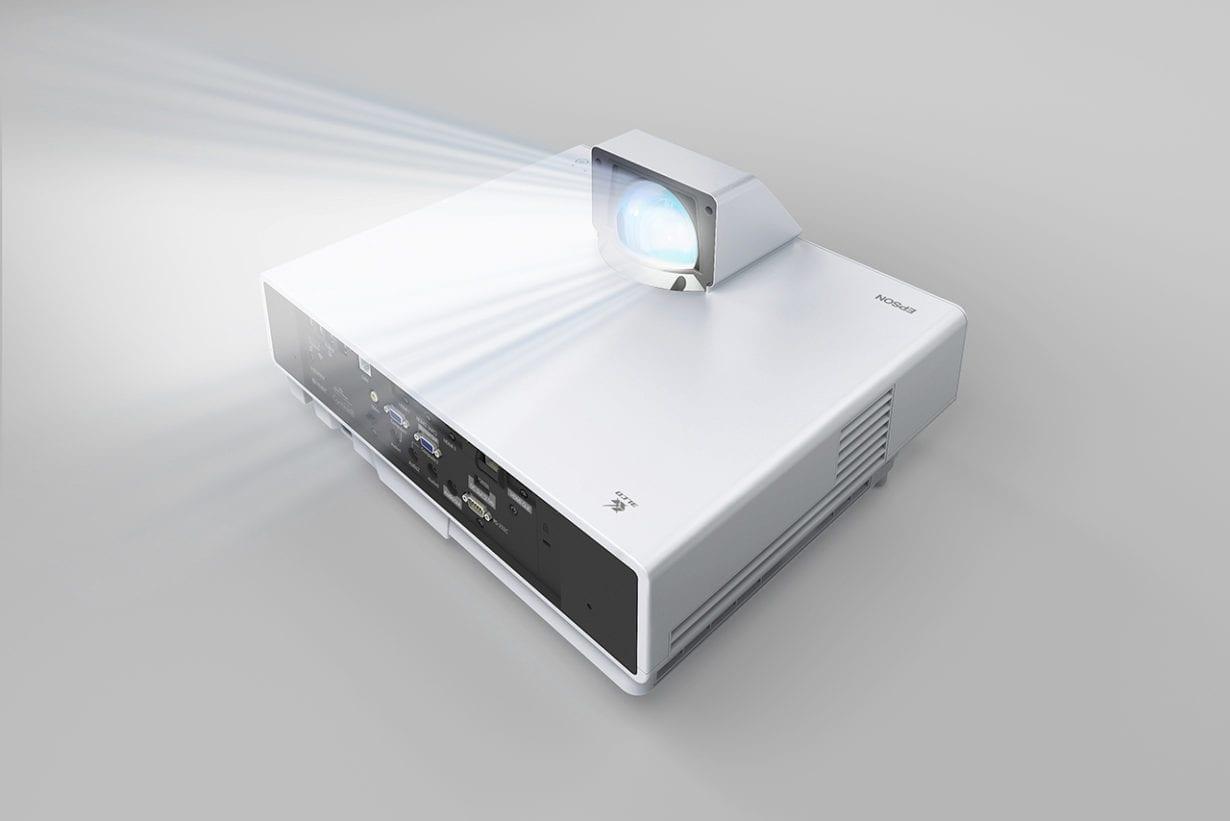 Epson lansează o nouă gamă de videoproiectoare