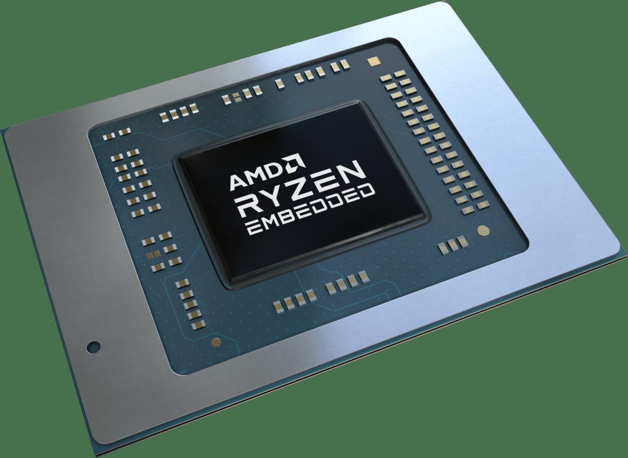 AMD a lansat Ryzen Embedded V2000, procesoare ce oferă o performanță mai bună și un consum de energie mai redus