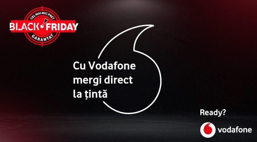 Black Friday 2020 la Vodafone: Televizoare LG 4K cadou la pachetele de servicii fixe